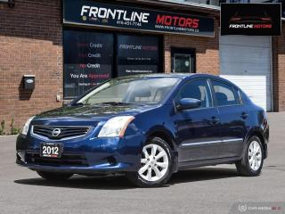 Used 2012 Nissan Sentra 4DR SDN I4 2.0 for sale in Scarborough, ON