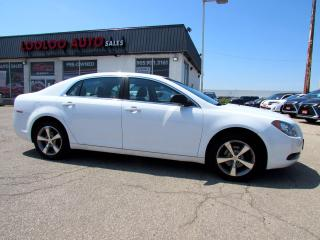 Used 2012 Chevrolet Malibu AUTO NO ACCIDENT CERTIFIED 2YR WARRANTY for sale in Milton, ON