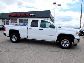 Used 2014 GMC Sierra 1500 Double Cab 4WD 5.3L V8 Alloys Certified for sale in Milton, ON