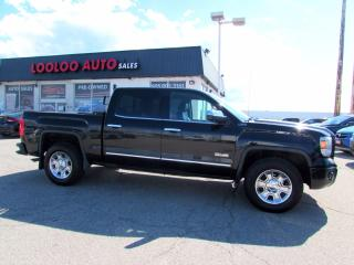 Used 2014 GMC Sierra 1500 SLT All Terrian Crew Cab 5.3L 4WD CAMERA CERTIFIED for sale in Milton, ON