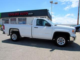 Used 2015 GMC Sierra 1500 Regular Cab 4.3L Automatic Alloys Certified for sale in Milton, ON