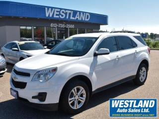 Used 2015 Chevrolet Equinox LT for sale in Pembroke, ON