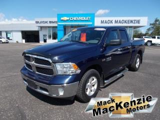 Used 2013 RAM 1500 SLT QUAD CAB 4X4 for sale in Renfrew, ON