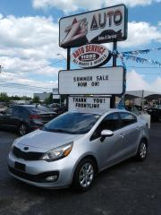 Used 2012 Kia Rio LX for sale in Windsor, ON