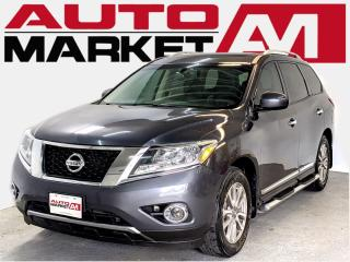 Used 2014 Nissan Pathfinder 4WD CERTIFIED,Leather,WE APPROVE ALL CREDIT for sale in Guelph, ON