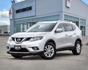 Used 2016 Nissan Rogue for sale in Mississauga, ON