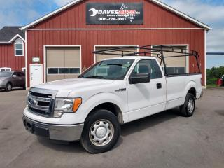 Used 2014 Ford F-150 XLT 8-ft. Bed 2WD for sale in Dunnville, ON
