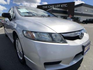 Used 2011 Honda Civic Sdn DX-G for sale in Sudbury, ON