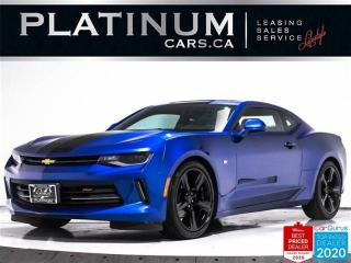 Used 2018 Chevrolet Camaro LT, RS PACKAGE, AUTO, SUNROOF, BLUETOOTH for sale in Toronto, ON