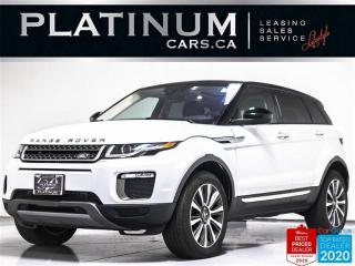 Used 2017 Land Rover Evoque HSE AWD, NAV, PANO, CAM, HEATED SEATS for sale in Toronto, ON