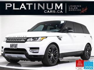 Used 2015 Land Rover Range Rover Sport HSE AWD, NAV, PANO, CAM, HEATED SEATS for sale in Toronto, ON