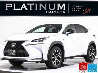 Used 2017 Lexus NX 200t F SPORT, AWD, CAM, HEATED, SUNROOF, BLUETOOTH for sale in Toronto, ON