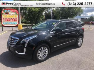 Used 2018 Cadillac XT5 Luxury AWD  LUXURY, AWD, SUNROOF, BOSE, PARK ASSIST, HTD STEERING WHEEL for sale in Ottawa, ON