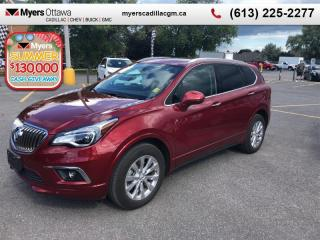 Used 2017 Buick Envision Essence  ESSENCE, AWD, SUNROOF, NAV, LOW KM, LIKE NEW for sale in Ottawa, ON