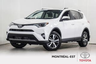 Used 2016 Toyota RAV4 XLE CAMÉRA ,SIÈGES CHAUFFANTS for sale in Montréal, QC