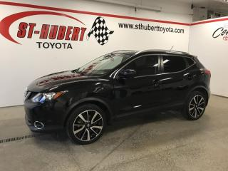 Used 2017 Nissan Qashqai AWD 4DR SL CVT for sale in St-Hubert, QC