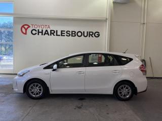 Used 2018 Toyota Prius V Hybride - GPS - Intérieur en Cuir for sale in Québec, QC