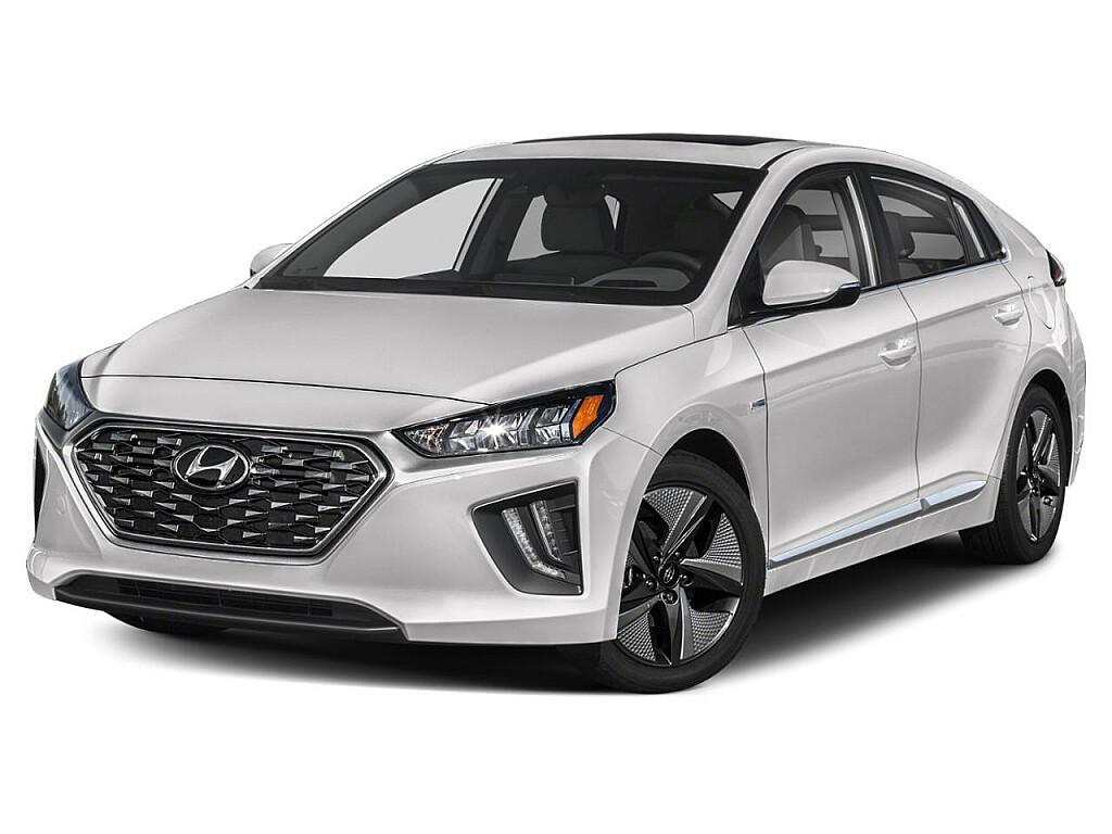 2020 Hyundai IONIQ Hybrid Ultimate NO OPTIONS