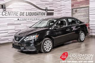 Used 2018 Nissan Sentra GR.ELECT+A/C for sale in Laval, QC