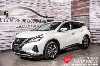Used 2019 Nissan Murano SV+AWD+TOIT+CAMERA+MAGS+GPS for sale in Laval, QC