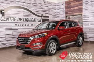 Used 2018 Hyundai Tucson 2.0L+GR. ÉLECT+A/C+BLUETOOTH+FOG for sale in Laval, QC