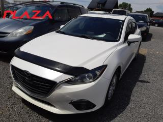Used 2015 Mazda MAZDA3 4dr HB Sport Man GS for sale in Beauport, QC