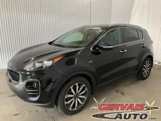 Used 2018 Kia Sportage EX AWD Mags cuir Caméra Volant chauffant for sale in Trois-Rivières, QC
