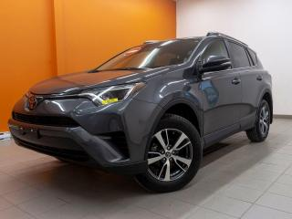 Used 2018 Toyota RAV4 LE AWD *SIEGES CHAUF* ALERTES SECURITE* USB *PROMO for sale in St-Jérôme, QC