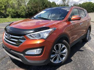 Used 2016 Hyundai Santa Fe Limited AWD for sale in Cayuga, ON