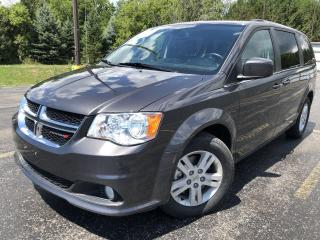 Used 2019 Dodge Grand Caravan Crew 2WD for sale in Cayuga, ON