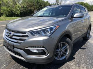 Used 2018 Hyundai Santa Fe LUXURY AWD for sale in Cayuga, ON