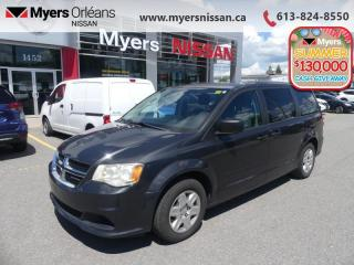 Used 2011 Dodge Grand Caravan SE  - $102 B/W for sale in Orleans, ON