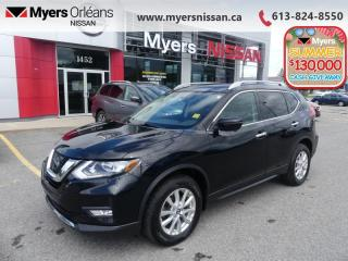 Used 2017 Nissan Rogue SV  - Heated Seats -  Remote Start - $144 B/W for sale in Orleans, ON
