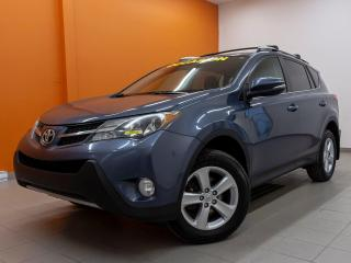 Used 2014 Toyota RAV4 XLE AWD TOIT OUVRANT CAMÉRA *SIÈGES CHAUFFANTS* for sale in St-Jérôme, QC