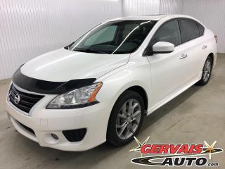 Used 2013 Nissan Sentra SR Toit ouvrant Mags Caméra Bluetooth for sale in Shawinigan, QC