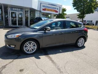 Used 2018 Ford Focus Titanium for sale in Mississauga, ON