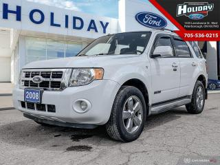 Used 2008 Ford Escape Limited for sale in Peterborough, ON