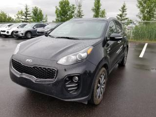 Used 2017 Kia Sportage EX PREMIUM* AWD* CUIR* TOIT PANO* for sale in Québec, QC