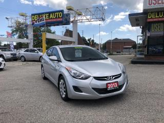Used 2013 Hyundai Elantra 4dr Sdn Manual gLS (Alabama Plant) for sale in Etobicoke, ON