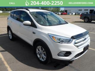 Used 2018 Ford Escape SEL for sale in Brandon, MB