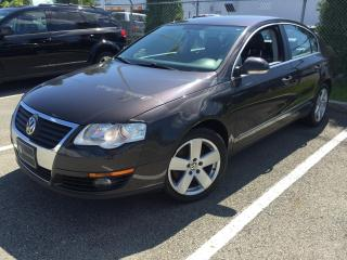 Used 2010 Volkswagen Passat comfortline **auto/air/mags/cuir** vendu tel quel for sale in St-Eustache, QC