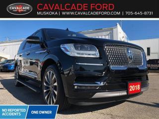 Used 2018 Lincoln Navigator L Select for sale in Bracebridge, ON