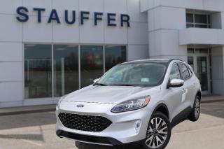New 2020 Ford Escape Titanium for sale in Tillsonburg, ON