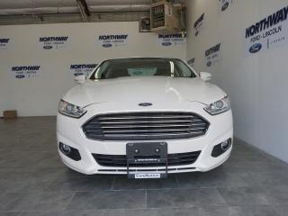 Used 2016 Ford Fusion SE | TECH PKG | BLACK RIMS | NAV | LOW KMS! for sale in Brantford, ON