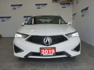 Used 2019 Acura ILX PREMIUM | LEATHER | ROOF | TOUCHSCREEN |ONLY 9 KM for sale in Brantford, ON