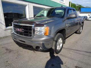 Used 2009 GMC Sierra 1500 4 RM, Cabine allongée, 134,0 po, WT for sale in St-Jérôme, QC