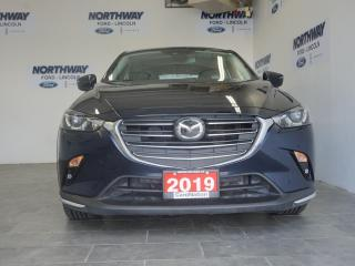 Used 2019 Mazda CX-3 GT | AWD | LEATHER | SUNROOF | NAV | BOSE for sale in Brantford, ON