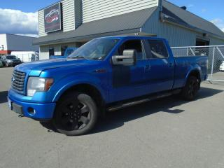 Used 2012 Ford F-150 Cab SuperCrew 4RM 157 po FX4 for sale in Mirabel, QC