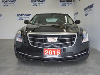Used 2015 Cadillac ATS 2.0T | LEATHER | SUNROOF | TOUCHSCREEN | 45 KM! for sale in Brantford, ON