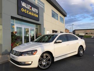 Used 2015 Volkswagen Passat 4dr Sdn 2.0 TDI DSG Trendline for sale in St-Georges, QC